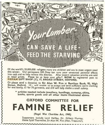 Oxfam 1951