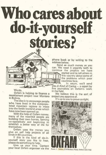 Oxfam 1972